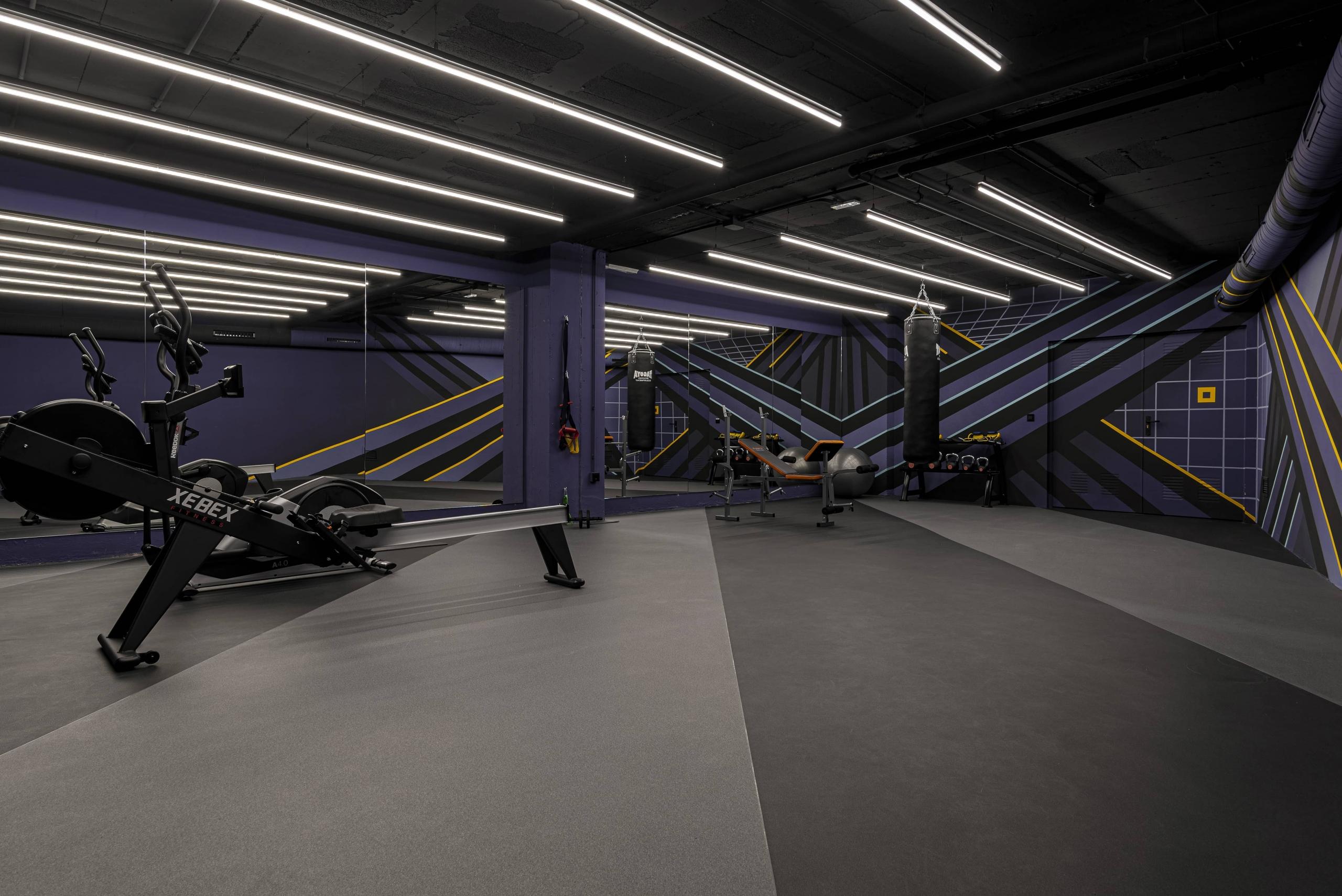Iluminacion-gimnasio-oficina