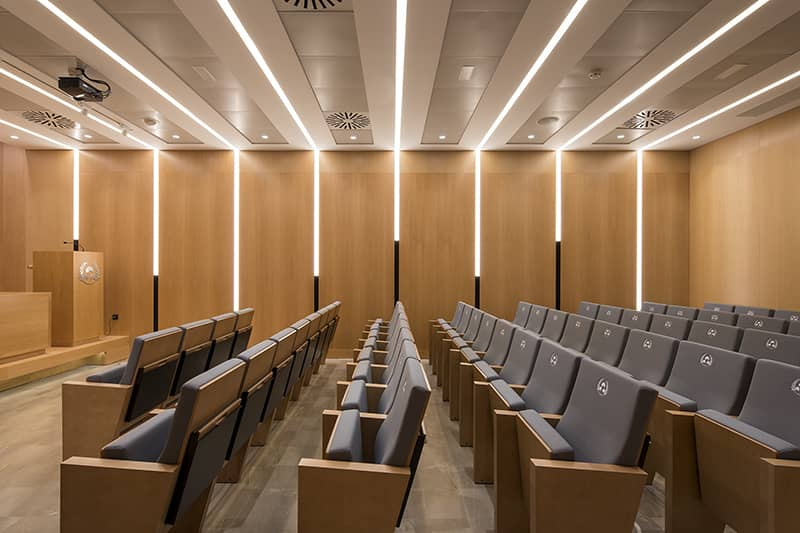 Oficina-Colegio-Veterinarios-Iluminacion